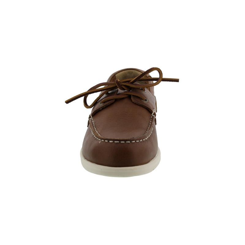 Sebago Naples, Full-Grain Leather (Glattleder), Dark Brown 7000070-901 Men