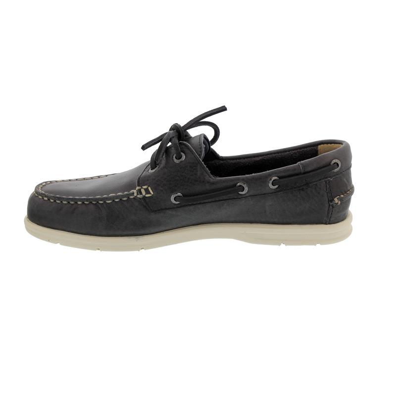 Sebago Naples, Full-Grain Leather (Glattleder), Blue Navy 7000070-908 Men