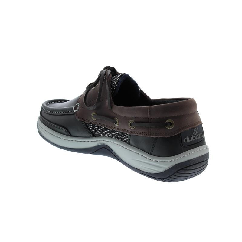 Dubarry Regatta, Dry Fast-Dry Soft Glattleder, Navy / Brown 3869-32