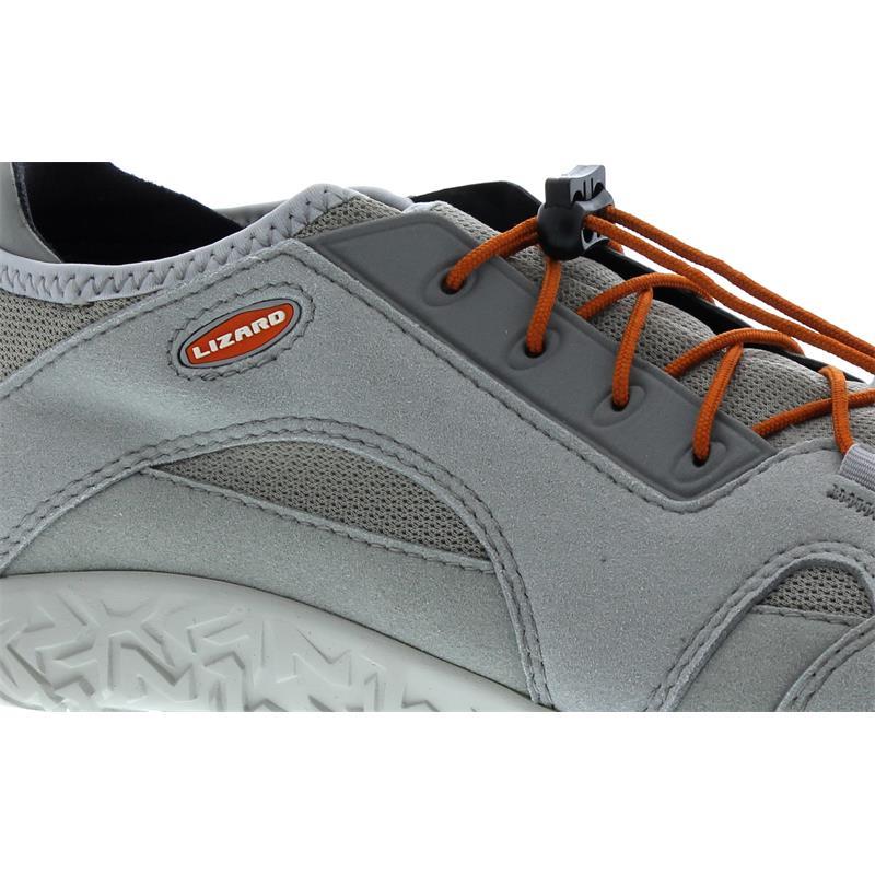 Lizard Kross Aqua M, Grey Orange, Bootsschuh 45001