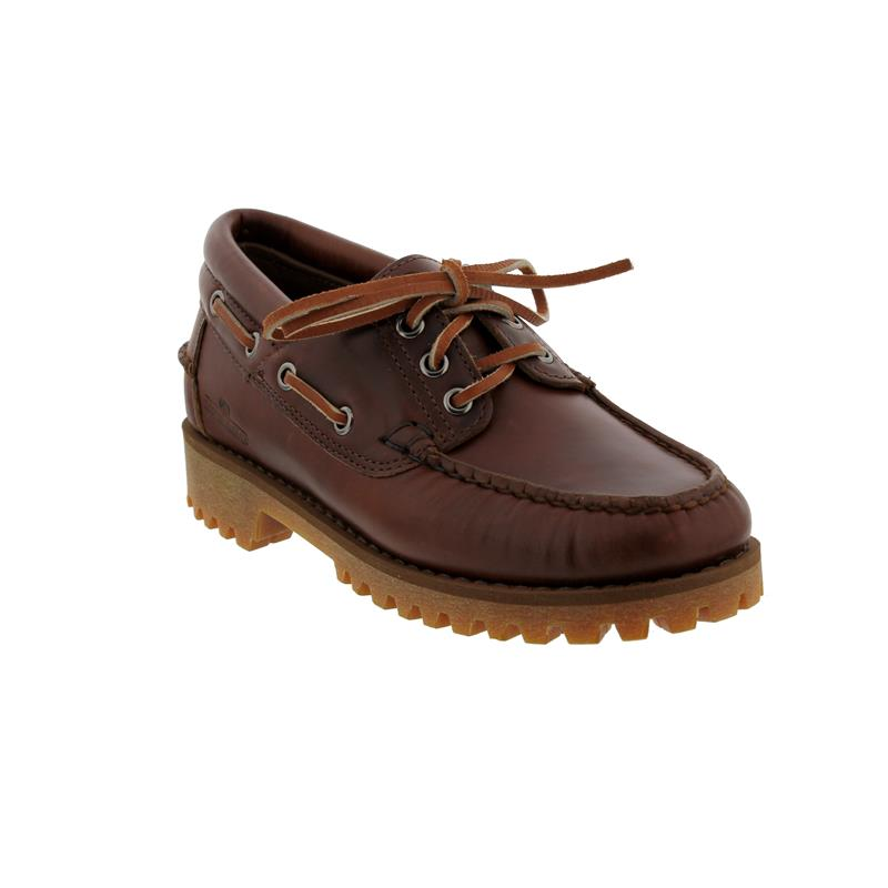 Sebago Acadia W, Full-Grain Leather, Brown Cinnamon, Woman 7001FS0-922