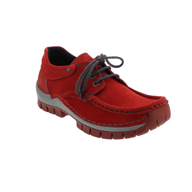WOLKY DAMEN SCHNURSCHUHE SUPER Schuhe Comfort Halbschuhe