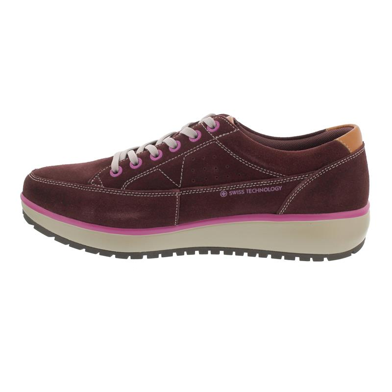 Joya Vancouver Dark Red, Air-Sohle, Halbschuh,  Kategorie Emotion, 816cas