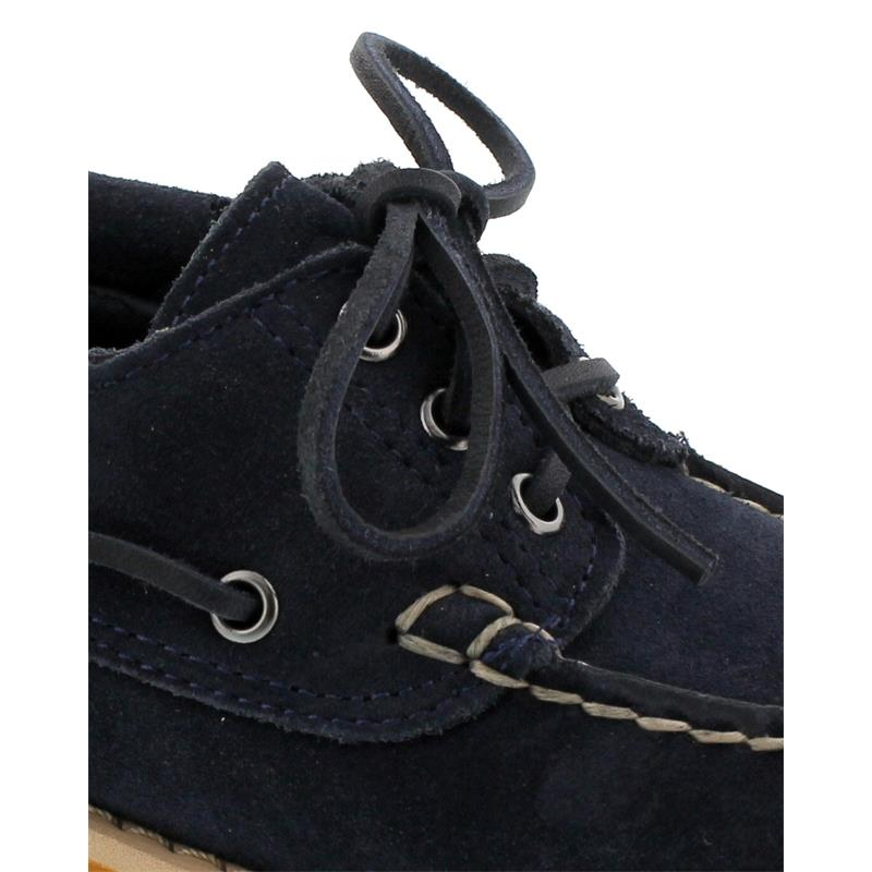 Sebago Acadia W, Suede (Veloursleder), Blue Navy, Woman 70015P0-908