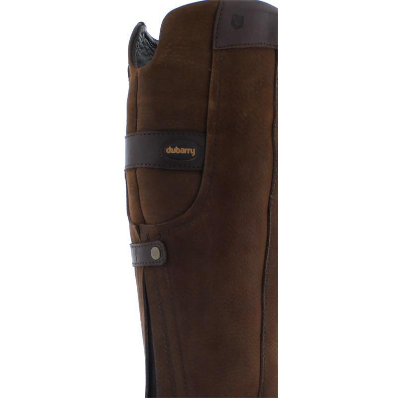 Dubarry Clare, Dry Fast - Dry Soft Leder, Walnut, Gore-Tex-Ausstattung 3955-52