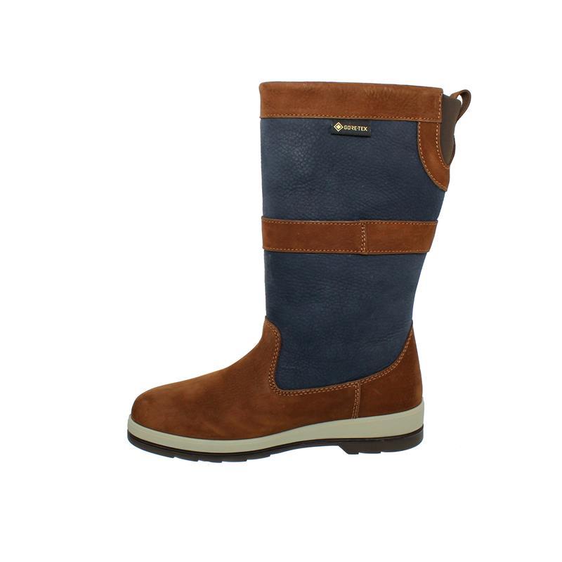 Dubarry Ultima, Dry Fast - Dry Soft Leder, Gore-Tex Ausstattung, Navy / Brown 3857-32