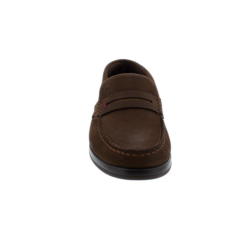 Dubarry Mizen XLT Slipper, Walnut, DryFast-DrySoft™ Nubuk, 3748-52