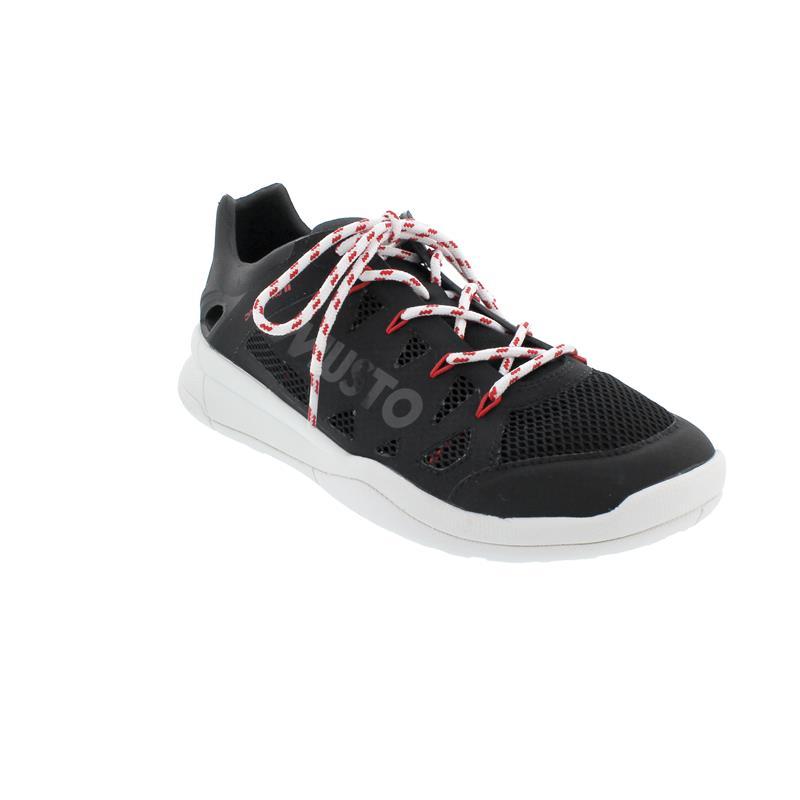 Musto Dynamic Pro II, Black, schnelltrocknend, Grip Deck Sohle, MFMFT026 BL