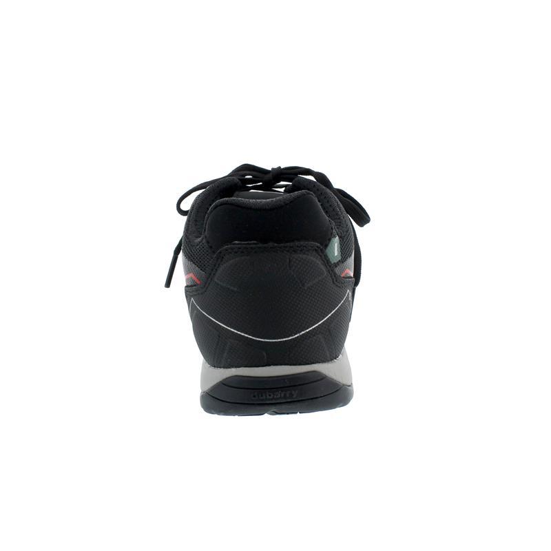 Dubarry Skerries, Black, schnelltrocknend, Wechselfußbett 3746-01