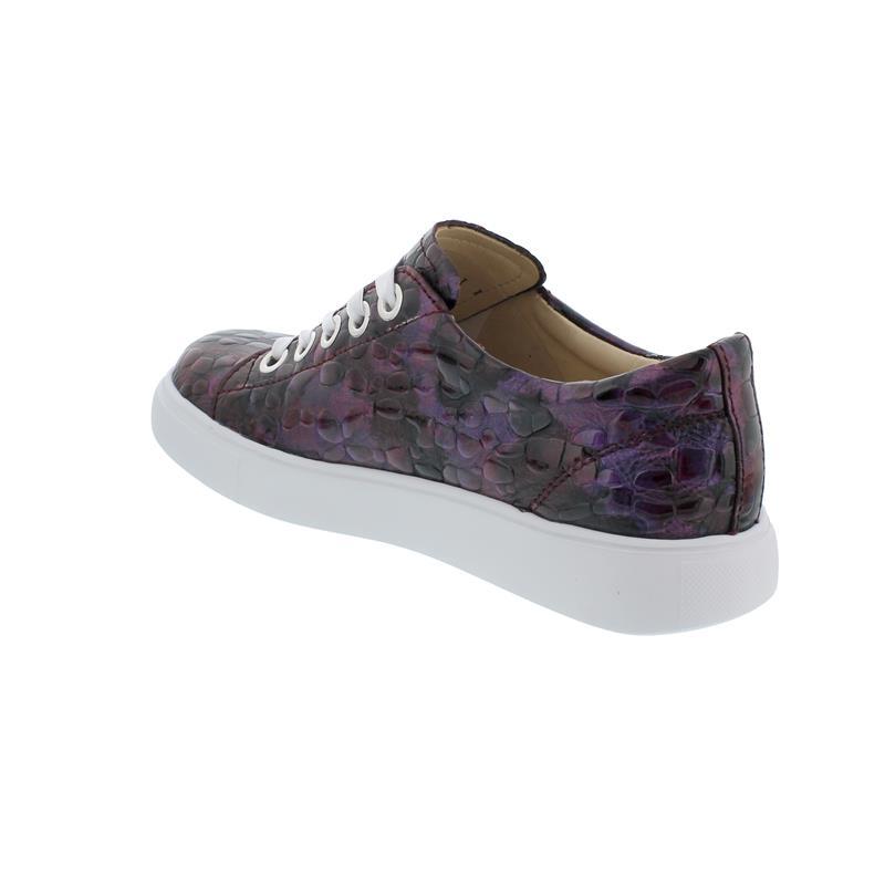 Finn Comfort Elpaso - Sneaker, Odessa (Lackleder), viola, Schnürschuh 2479-693304