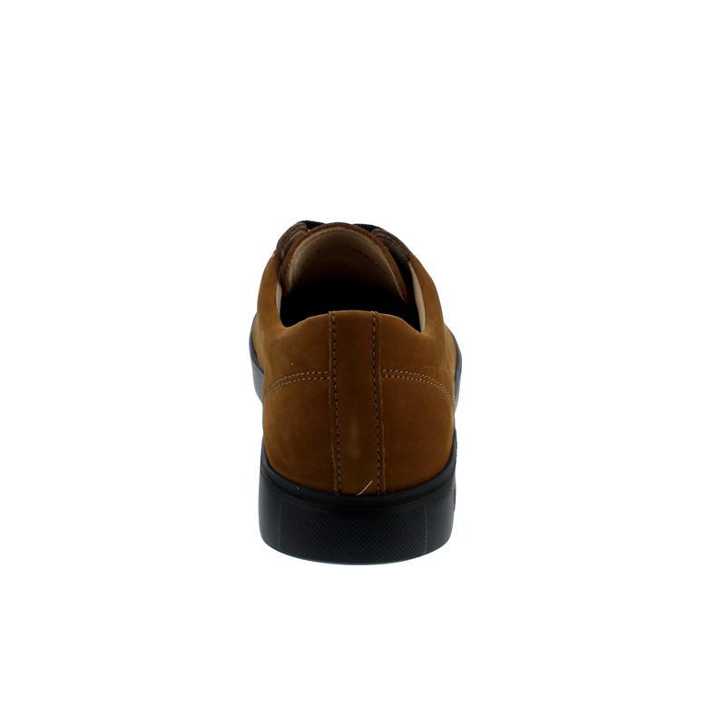 Finn Comfort Elpaso - Sneaker, Nubuk, Brandy, Schnürschuh 02479-007111