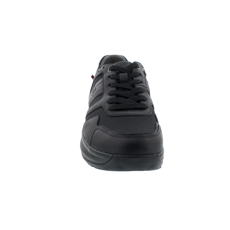 Joya ID Casual M Black II, Halbschuh, Curve-Sohle Full Grain Leather, Textile 186cas
