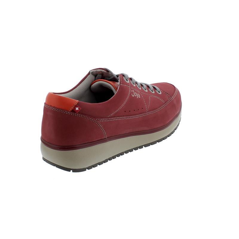 Joya Vancouver Red, Sneaker, Nubuck Leather, Textile, Air-Sohle, Kategorie Emotion, 870cas