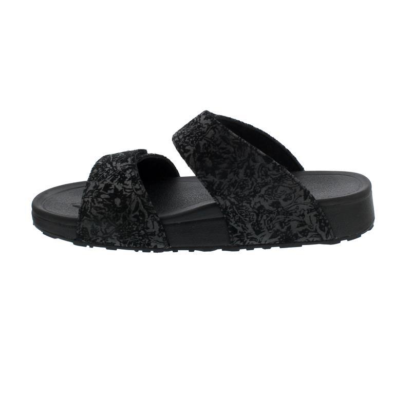 Joya Vienna Dark Grey, Pantolette, Velour Leather / Microfiber, Air-Sohle, Kategorie Emotion 877san