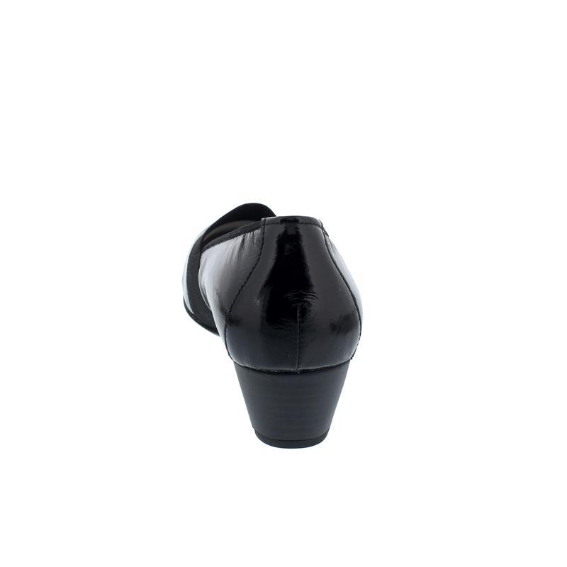 Waldläufer Hilaria, Pumps, Taipei (Lack-Leder), schwarz,  Weite H 358505-143-001