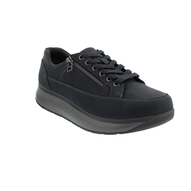 Joya Bruno Dark Blue, Halbschuh, Nubuck Leather, Textile, Senso-Sohle, Kategorie Emotion 193cas