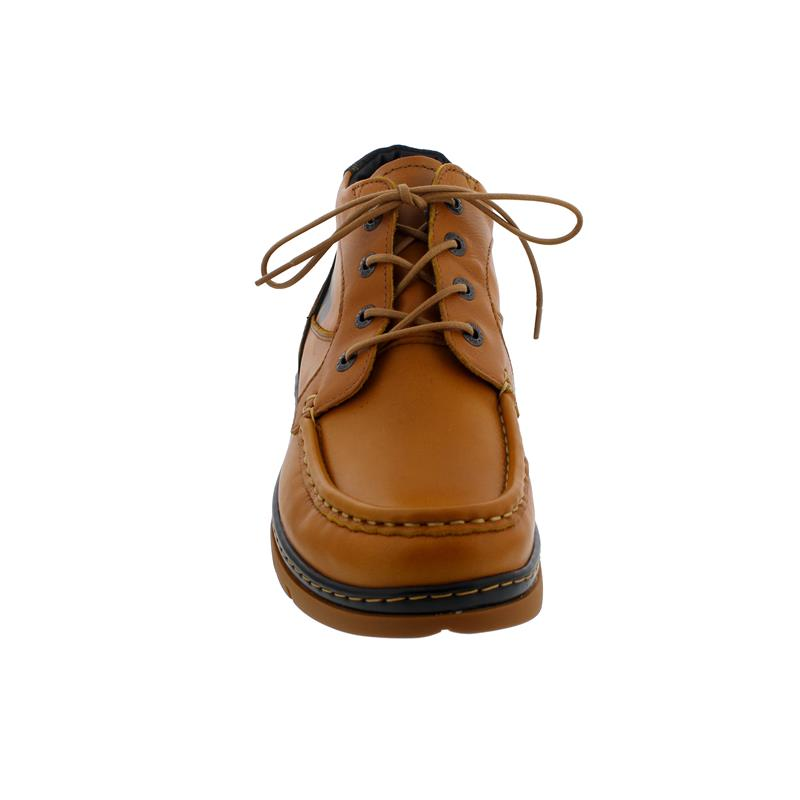 Wolky W-Next Bootie, Zoom, Forest leather (Glattleder),  dark-ochre 0485024-925