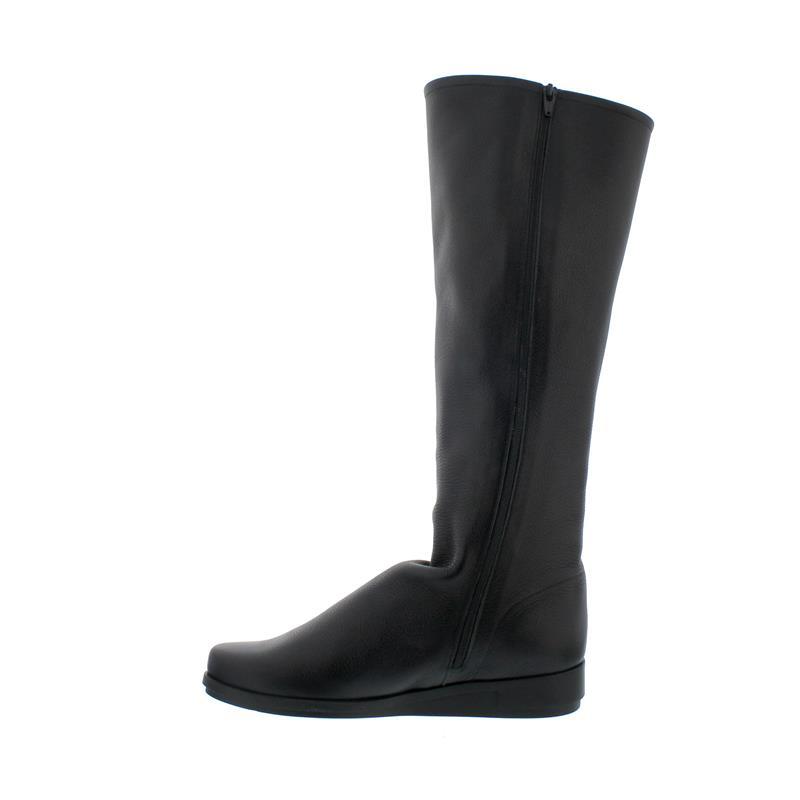 Arche Daybbo Stiefel, Rocky (Glattleder), Noir  (schwarz), Reißverschluss