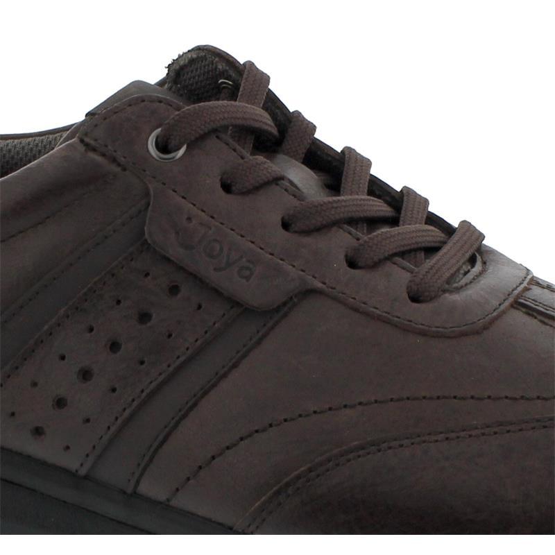 Joya David Dark Brown Halbschuh, Full Grain Leather / Textile, Senso-Sohle , Kat. Emotion 160cas