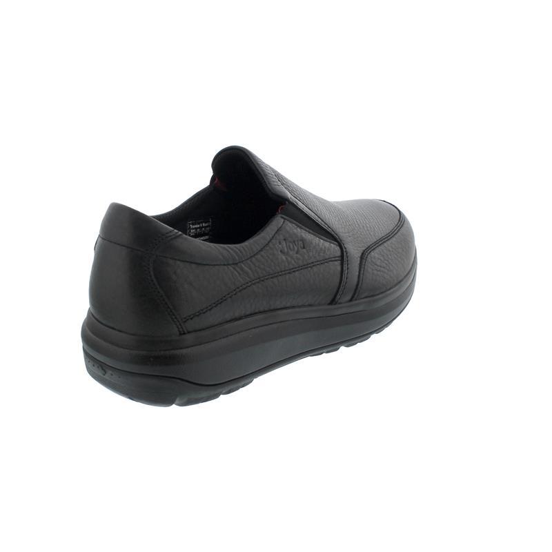 Joya Traveler II Black II Slipper, Full Grain Leather/ Textile, Senso-Sohle, Kategorie Emotion 189cas