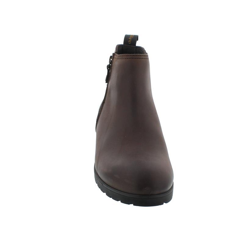 Dubarry Carlow Bootie, Old Rum, DryFast-DrySoft Leder,  GoreTex-Ausstattung, Reißverschluss 3984-15