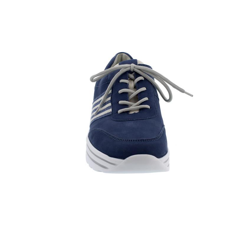 Waldläufer H-Lana, Sneaker, Denver / Porto, ming/perl, Weite H 758007-201-132
