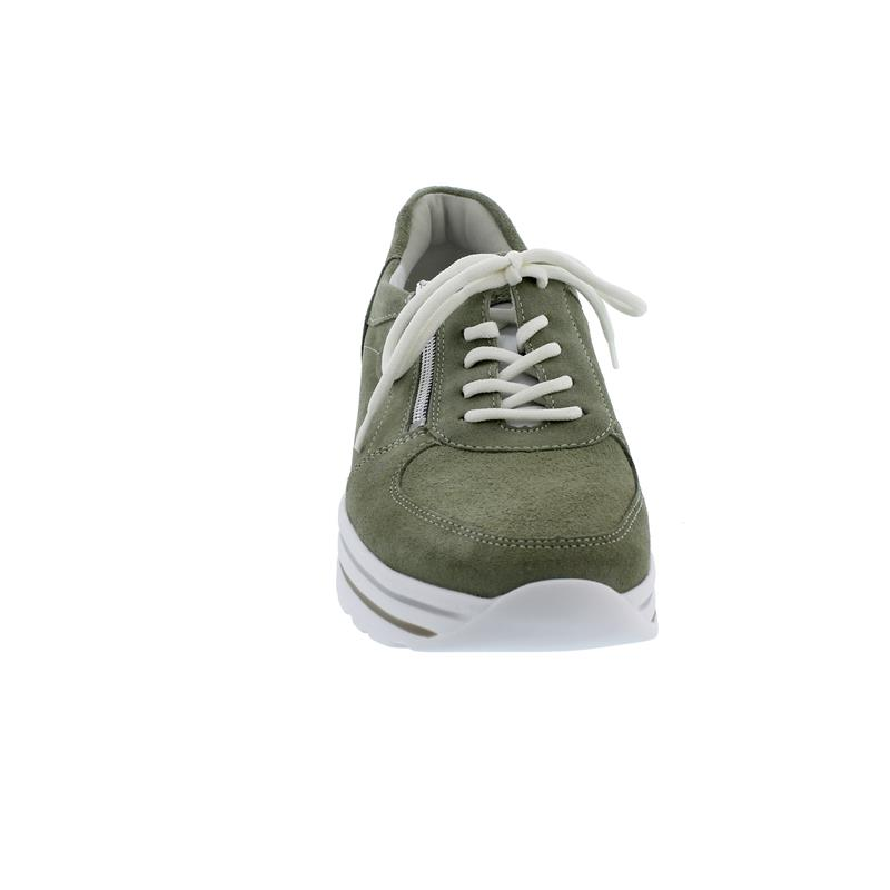 Waldläufer H-Lana, Sneaker, Order/Porto, minze/weiss, Weite H 758008-203-293