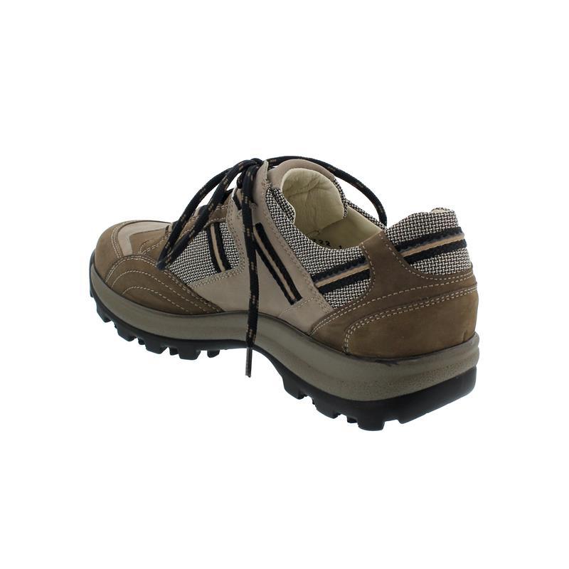 Waldläufer Holly Halbschuh, Denver Denver Torrix, schlamm beige terra, Weite H, 471008-304-611