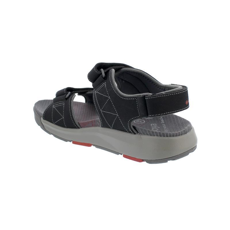 Joya Alexander Dark Blue Sandale, Nubuck Leather/ Textile, Air-Sohle, Kategorie Emotion 214san