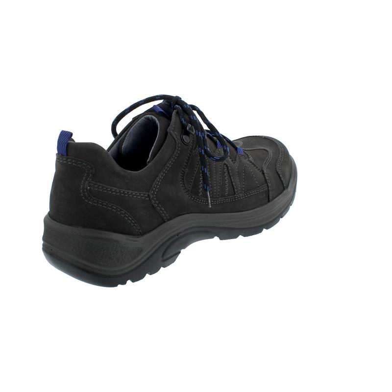 Waldläufer Hayo, Outdoor-Halbschuh, Carbon, Denver, Weite H 415007-191-052