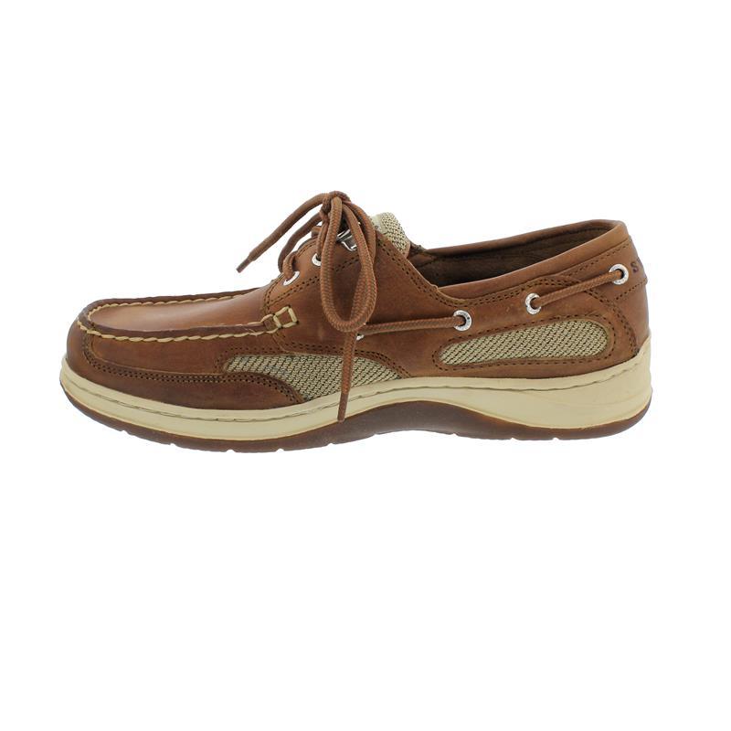 Sebago Clovehitch II, Full-Grain Leather Waxed, Brown Tan, Wechselfußbett, 7000GE0-912 Man