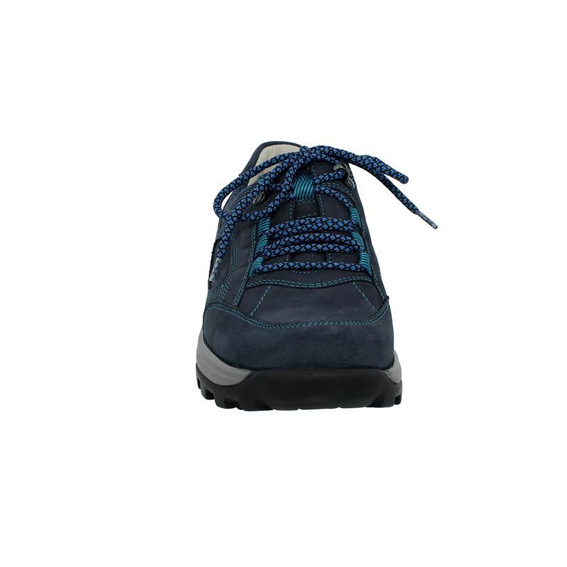 Waldläufer Holly Halbschuh, 6xDenver Leisuro, marine midnight, Weite H 471000-717-217