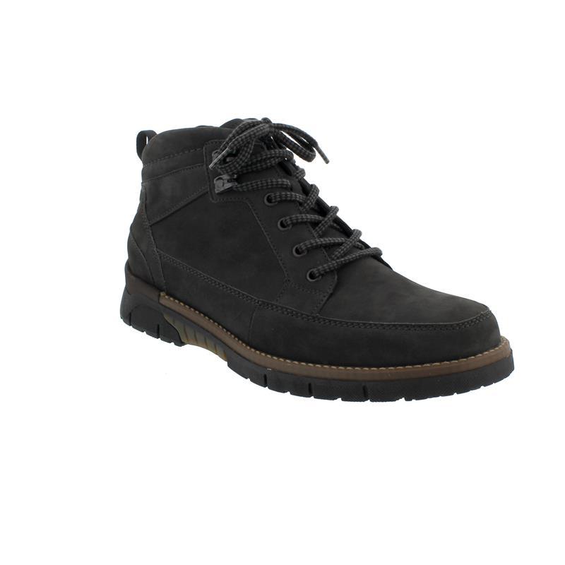 Waldläufer H-Markus Boot,Denver (Nubukleder) / carbon (grau), Weite H 714701-191-052