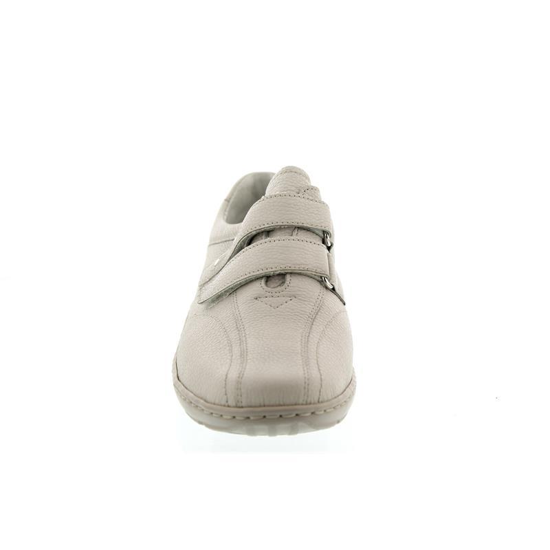 Waldläufer Henni, Pigalle(Glattled.), platin (beige), Weite H Pro-Aktiv Fussbett 496301-172-120
