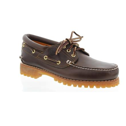 Details about Timberland Authentics 3 Eye 30003 Pull up Brown