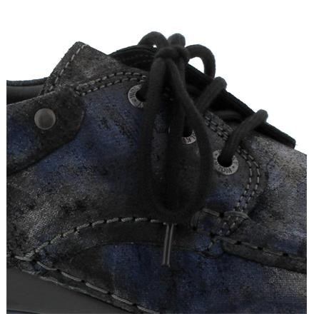 Details about Wolky Fly Winter, Blue, Draco Suede, Halbschuh 0472646 800