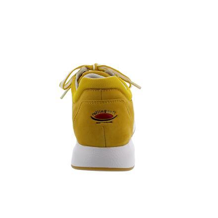 Mesh // Samtchevr. light// grey Rollingsoft Sneaker Wechselfußbett 46.946.40 ro
