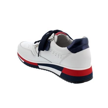 Details zu Gabor Sneaker, LasVegas Luxor, weissmarine kombi, Wechselfußbett 43.390.20