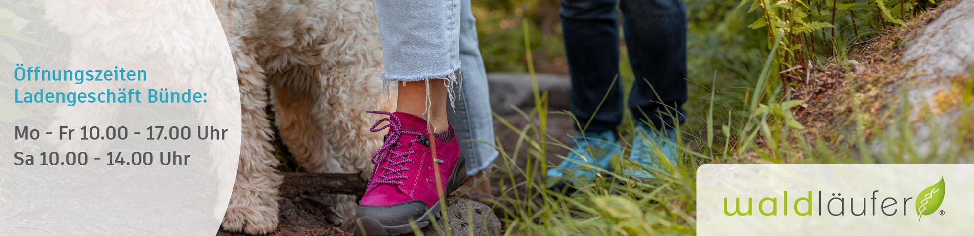 Waldläufer Outdoor Schuhe