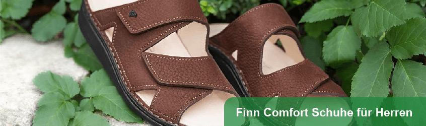 Herrenschuhe von Finn Comfort