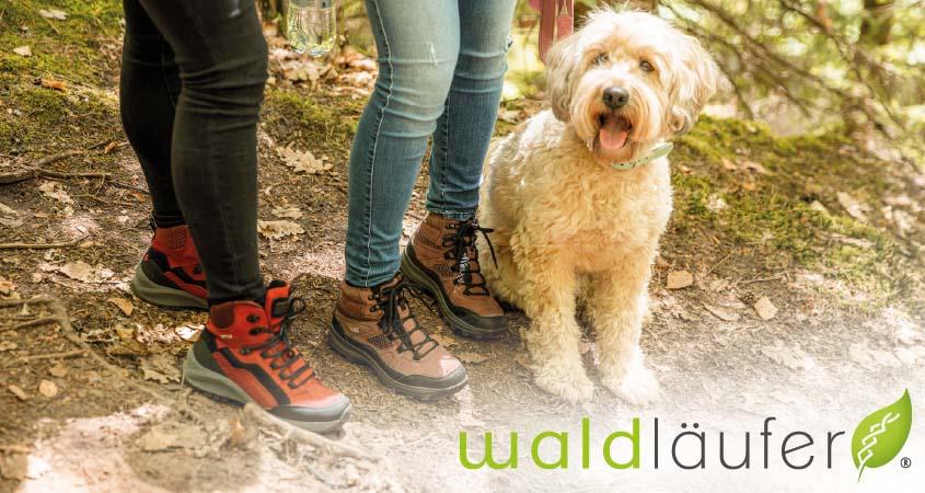 Schuhe von Waldläufer