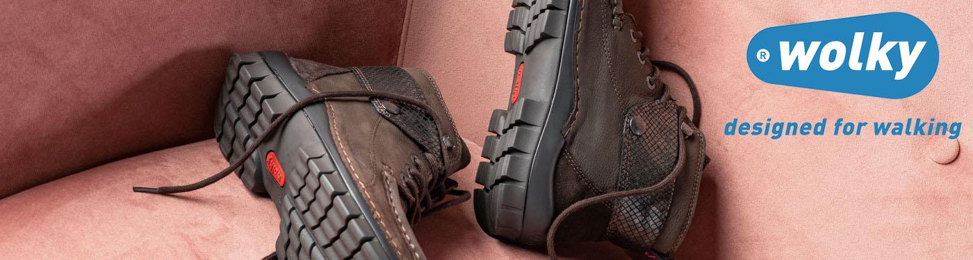 Schuhe von Allrounder