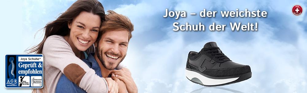 Joya - der weichste Schuh der Welt!